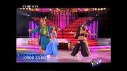 Vip Dance 01.11.2009 Танцът на Николета, Нед, Елена и Коста