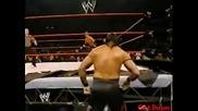 Steven Richards vs. Bradshaw (wwe Hardcore Championship Match) - Wwe Heat 26.05.2002