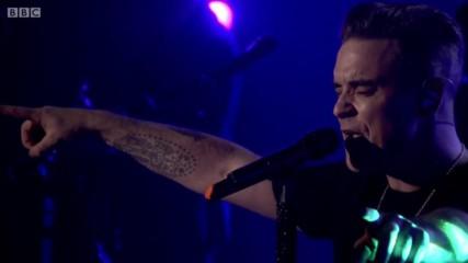 Robbie Williams - Feel (live At Bbc Radio 2 2016)