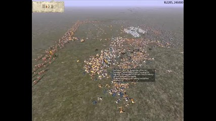 Rome Total War 1v1 Online Battle #020