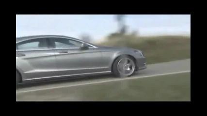 Mercedes-benz 2011 Cls 350 Cdi Blueefficiency Trailer