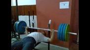 Тренировка Във Фитнеса