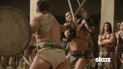 Spartacus Blood and Sand - A Lesson from the Champion of Capua!