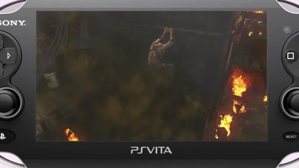 Uncharted Golden Abyss 11 Minutes of Gameplay Footage with Commentary