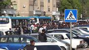 Kyrgyzstan: Hundreds rally in Bishkek following clashes on Tajik border
