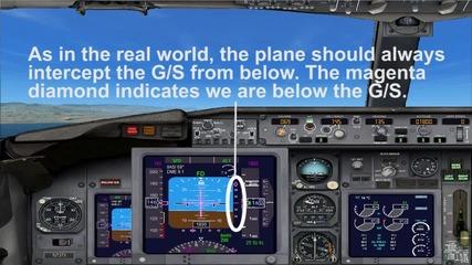 Ils Landing Tutorial - Flight Simulator X