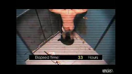 Какво Прави Човек Затворен В Асансьор