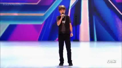 Вторият Джъстин Бийбър в X factor America