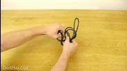 Как да решим проблема с дългите и заплетени кабели