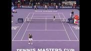 Roger Federer - - The Federer Backhand