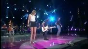 Много добро изпълнение на живо! Tim Mcgraw ft. Taylor Swift & Keith Urban - Highway Don't Care