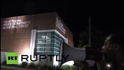 USA: Mike Brown solidarity protest hits Ferguson on one year anniversary
