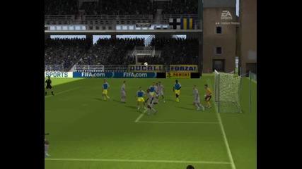Fifa 10 - Гол