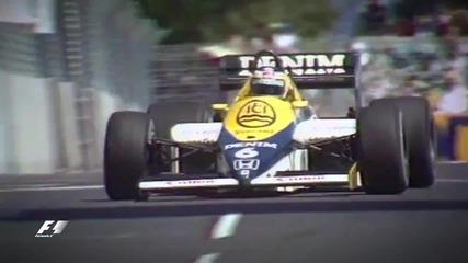 Формула 1 - Историята на Гран При на Австралия