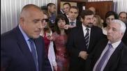Премиерът Борисов резна музиката на Тони Димитрова ..