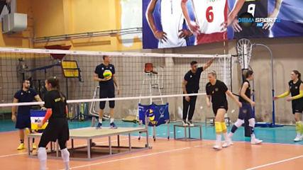 Иван Петков: Женският волейбол в България е жив