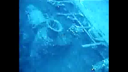 Uss Emmons - Подводни Кадри На Кораба