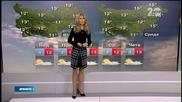 Прогноза за времето (02.11.2014 - обедна)