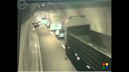 Катастрофа В Тунел