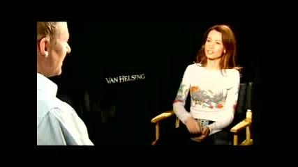 Van Helsing Interview
