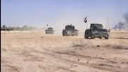 Iraq: 1,500 prisoners freed from IS jail as security forces continue Hit op.
