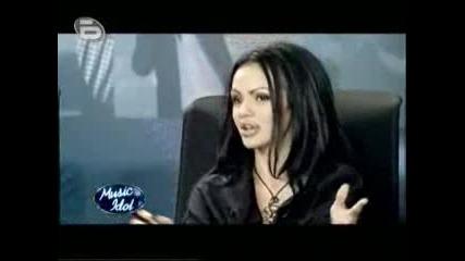 Най-големите инвалиди - Критика от журито - Music Idol 3 Пловдив