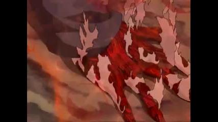 Naruto - Crawling(remix)