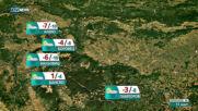 Прогноза за времето на NOVA NEWS (10.03.2021 - 20:00)