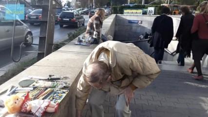 Мъжът който продава детска кукла - част 2