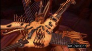 Music Animation - Resonant Chamber [hd]