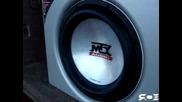 Mtx 12`` 1600w Басс В Кола