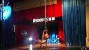 Felix Cane, най - добрата танцьорка на пилон в света