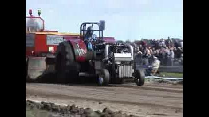 Tractor Pulling - Edewecht - Nightmare