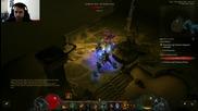 Diablo 3 Story Line Част 8 (нека поцъкаме)