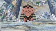 [ Bg Subs ] One Piece - 709