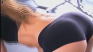 Секси мацки тренират (удоволствие да ги наблюдаваш в фитнеса)