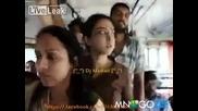 Как да се справим с маниак в рейса