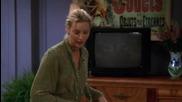 Friends / Приятели - Сезон 4 Епизод 5 - Bg Audio - | Част 1/2 |