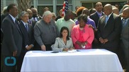 South Carolina Governor Says 'It Is A New Day'