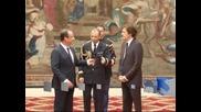Пол Макартни стана кавалер на Ордена на Почетния легион