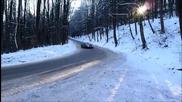 Audi A4 2.6 V6 - Оре снега !