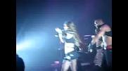Анаи в Сърбия /10.03.10/ Mi Delirio World Tour