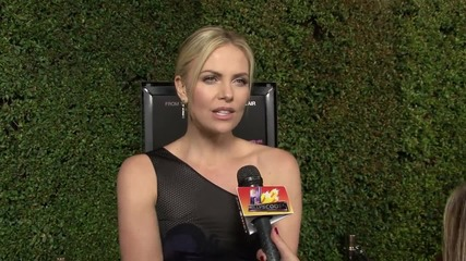 Charlize Theron Says Marriage is a