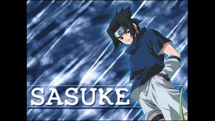 Naruto, Sasuke & Sakura