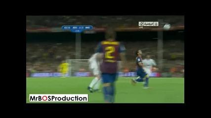 Голямо меле между футболисти на Барселона и Реал Мадрид