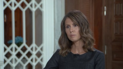 Syria: Asma al-Assad gives first interview since start of Syrian conflict