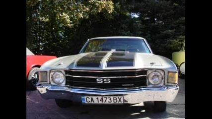 Classic Cars - Speed Fest Sofia 2007