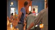 Експлузивни Кадри От Снимачната площатка на Сериала H2o Season 3