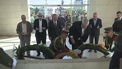 State of Palestine: Abbas marks 15th death anniversary of late leader Yasser Arafat