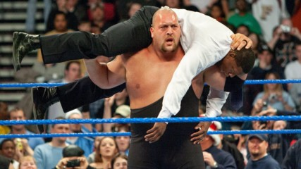 Big Show does an F-5: SmackDown, Dec. 16, 2004